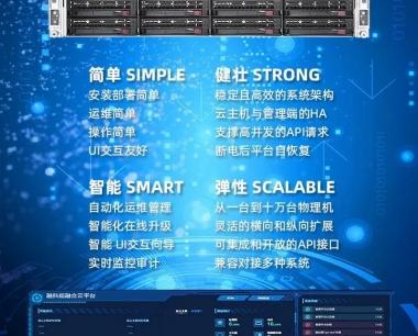 Super-HCI,尊享您的4S上云服务!