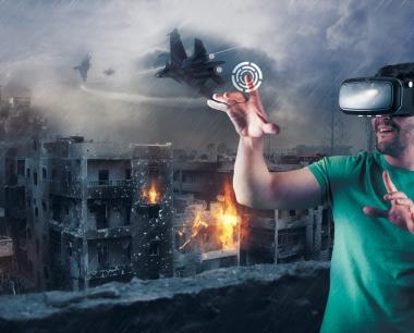 融科自研双路服务器,护航VR虚拟体验