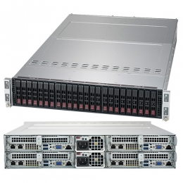 RH-6/220TP-HC1TR 超融合服务器